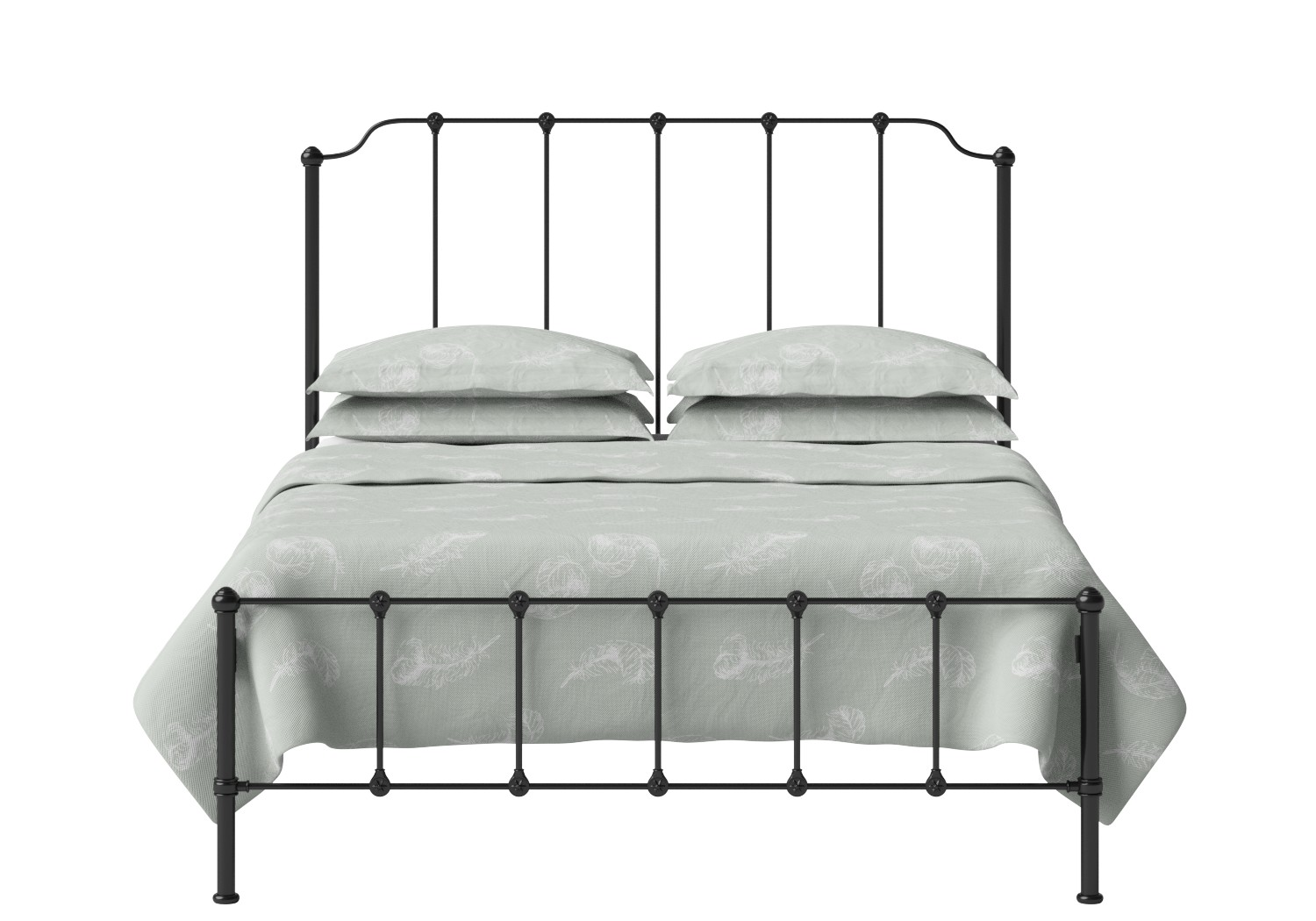 julia-iron-bed-black-icon